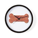 I Love my Yorkie Wall Clock