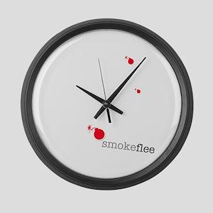 SmokeFlee MM Playerkilling Large Wall Clock