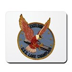 USS LAKE CHAMPLAIN Mousepad