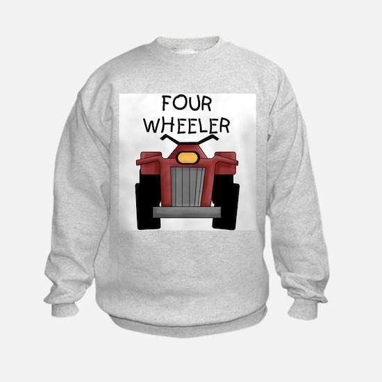 Four Wheeler Sweatshirt