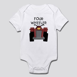 Four Wheeler Infant Bodysuit