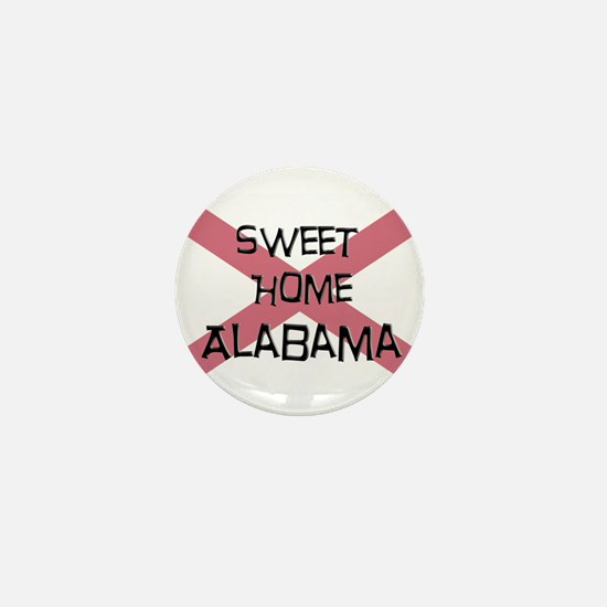 Sweet Home Alabama Mini Button (10 pack)