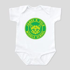 Polk Middle School Infant Bodysuit