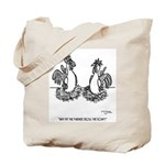 Chicken Cartoon 2648 Tote Bag