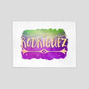 Rodriguez 5'x7'Area Rug