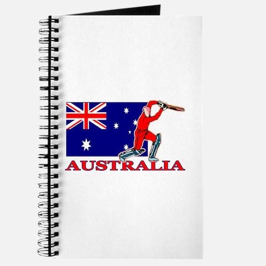 Australia Cricket Player Journal