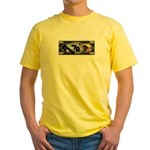 CIA Tools of the Trade Yellow T-Shirt