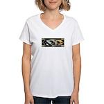 CIA Tools of the Trade Women's V-Neck T-Shirt