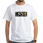 CIA Tools of the Trade White T-Shirt