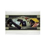 CIA Tools of the Trade Rectangle Magnet (100 pack)