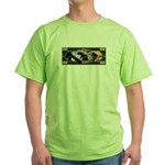 CIA Tools of the Trade Green T-Shirt