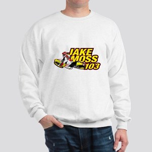 Jake Moss Cartoon Sweatshirt