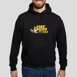 Jake Moss Cartoon Hoodie (dark)