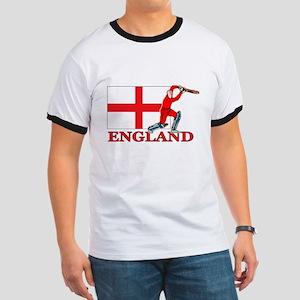 English Cricket Player Ringer T