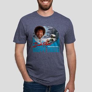 DarkT_HappyTrees_SkyBlue T-Shirt