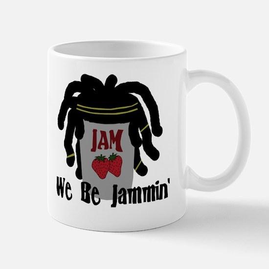 Riyah-Li Designs We Be Jammin Mug