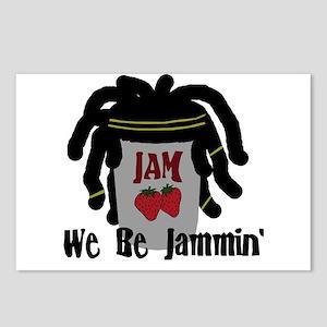 Riyah-Li Designs We Be Jammin Postcards (Package o