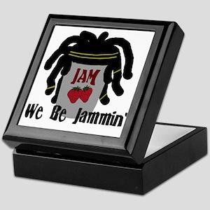Riyah-Li Designs We Be Jammin Keepsake Box