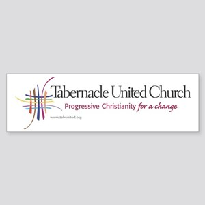 Tabernacle United Church Bumper Sticker