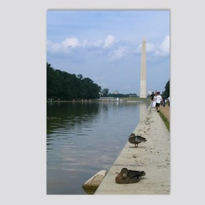 Washington DC Postcards (Package of 8)