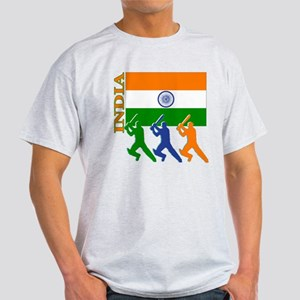 India Cricket Light T-Shirt