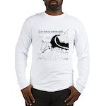 Self Driving Car Cartoon 9467 Long Sleeve T-Shirt