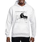 Self Driving Car Cartoon 9467 Hooded Sweatshirt