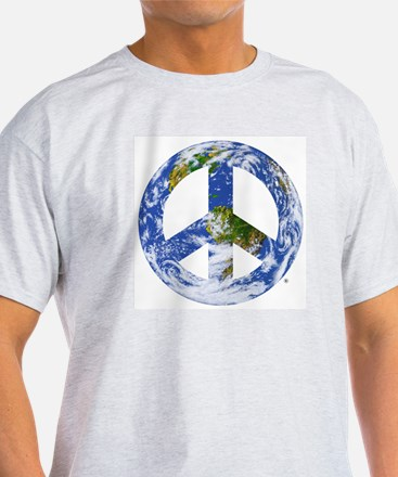 World Peace Sign East T-Shirt
