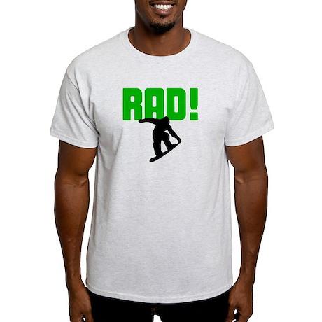 Rad Snowboarder Light T-Shirt