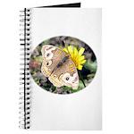 Butterfly on Flower Journal