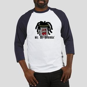 Riyah-Li Designs We Be Jammin Baseball Jersey