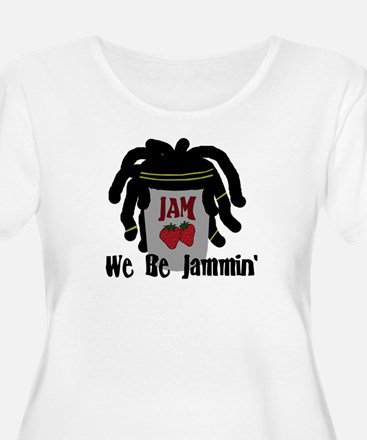 Riyah-Li Designs We Be Jammin T-Shirt