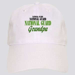 National Guard Grandpa Cap