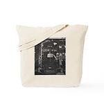 Penn Central Railroad 1968 Tote Bag