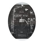 Penn Central Railroad 1968 Oval Ornament