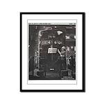 Penn Central Railroad 1968 Framed Panel Print
