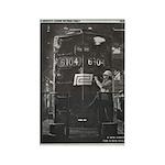 Penn Central Railroad 1968 Rectangle Magnet (10 pa
