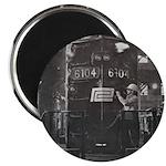 Penn Central Railroad 1968 Magnet