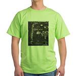 Penn Central Railroad 1968 Green T-Shirt