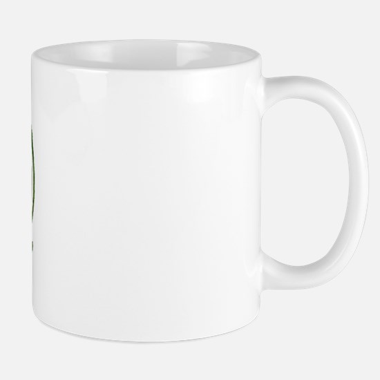 the he created dog Mugs