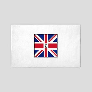Team Ballet England Area Rug