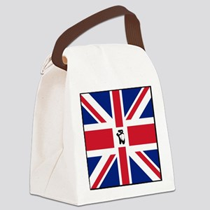 Team Ballet England Canvas Lunch Bag