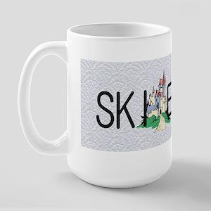 TOP Ski Europe Large Mug