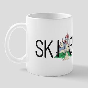 TOP Ski Europe Mug
