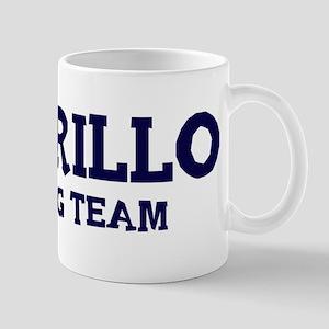 Amarillo drinking team Mug
