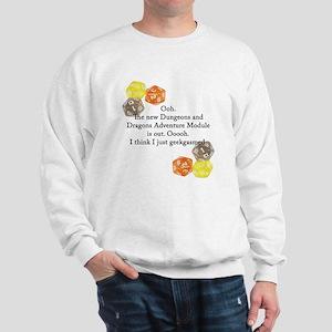 Geekgasm Sweatshirt