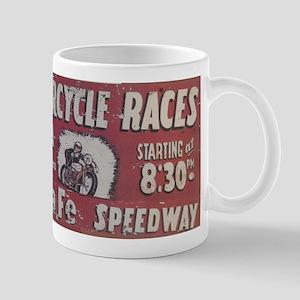 Santa Fe Speedway Mug