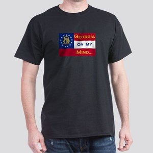 Georgia on my mind Dark T-Shirt