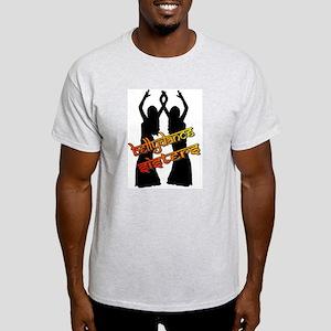 Bellydance Sisters fire Ash Grey T-Shirt