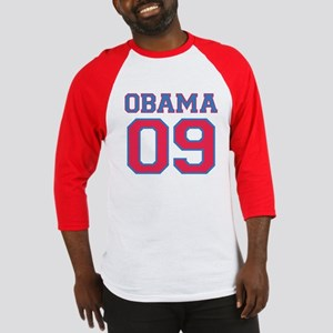 Obama 09 Baseball Jersey